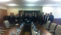 Aile ve Sosyal Politikalar Bakanlığı Müsteşar Yardımcısıyla Yapılan Toplantı.