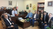 Çocuk Hizmetleri Genel Müdürü Ahmet OKUR'u Ziyaretimiz