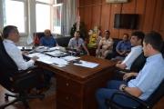 YURT-AYDER Yönetim Kurulu İl Müdürümüz Mahmut ÖZDEMİR'i Ziyaret Etti